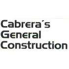 Cabrera's General Construction